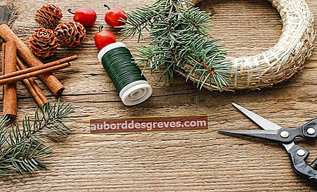 Fai da te: 9 idee per realizzare la tua ghirlanda di Natale
