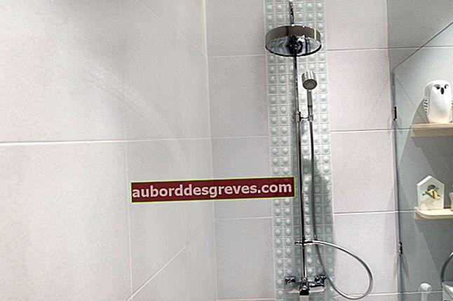 샤워 실에 비누 디스펜서를 직접 설치하는 방법은 무엇입니까?