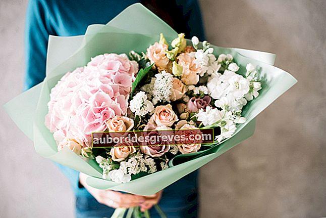 Come abbinare i fiori in un bouquet?