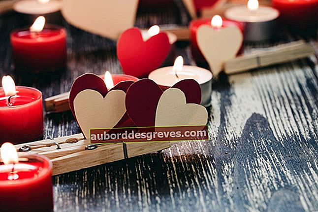 9 idee per realizzare una decorazione romantica per San Valentino