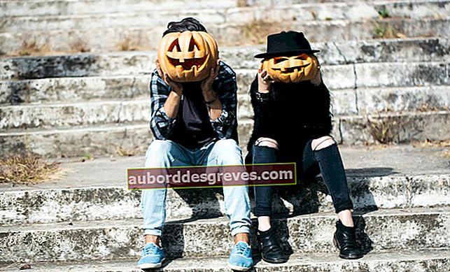 I migliori costumi di coppia per Halloween