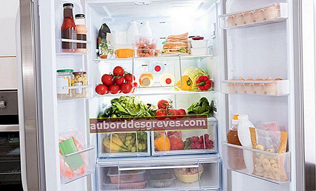 Consigli pratici per conservare correttamente il frigorifero