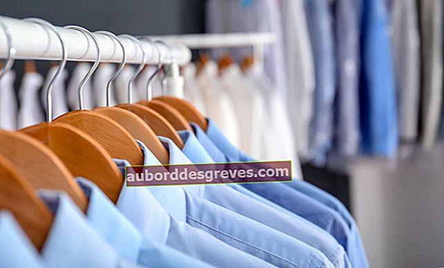Wie reinige ich meine Kleidung richtig chemisch?