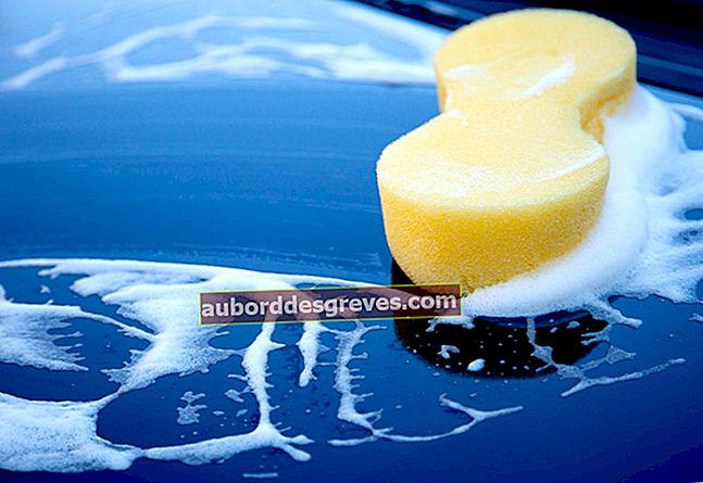 6 Tipps zur effektiven Reinigung Ihres Autos