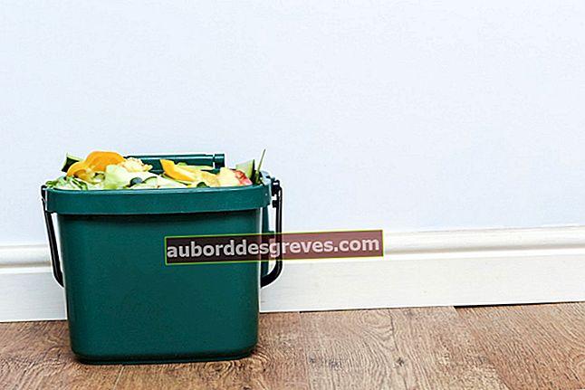 2 Tipps zur Wartung Ihres Kompostbehälters