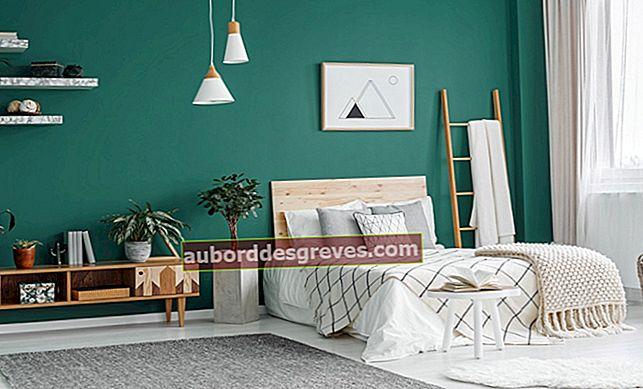 3 consigli per rendere la tua camera da letto meno ingombra