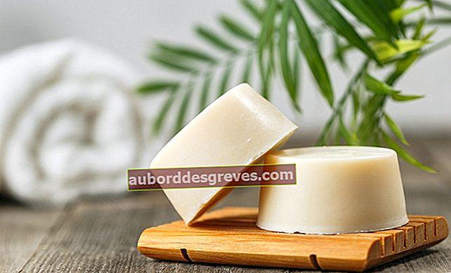 Null Abfall: Warum festes Shampoo verwenden?