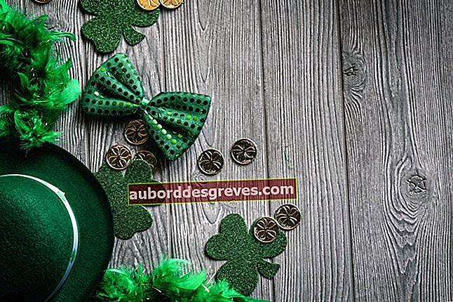 5 Ideen für eine DIY-Dekoration für den St. Patrick's Day