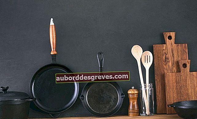 Welche Küchenutensilien wählen Sie für gesundes Kochen?