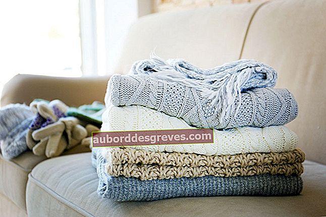 10 consigli per pulire e sciogliere la lana