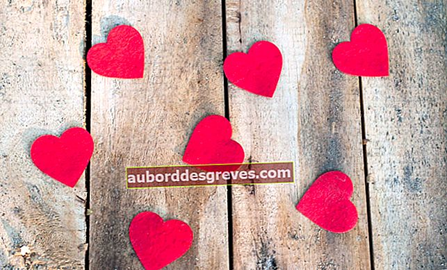 4 Basteln zum Valentinstag