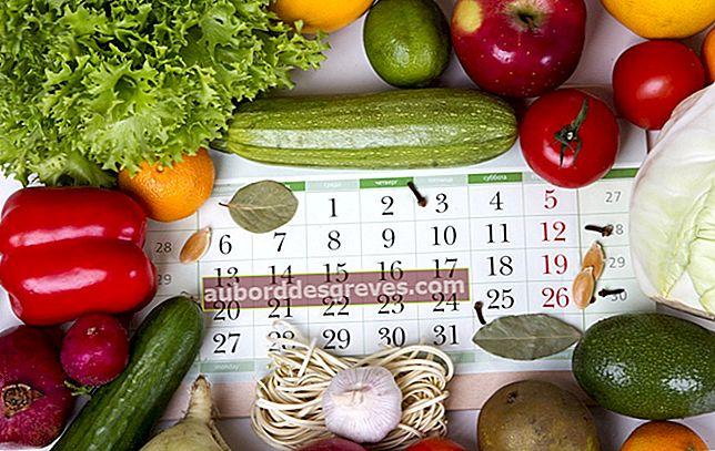 Sparen Sie Geld mit einem saisonalen Obst- und Gemüsekalender