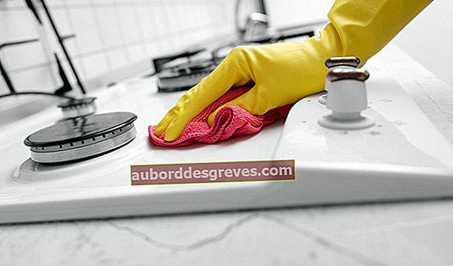 Wie können Sie Ihre Küche nach jeder Mahlzeit schnell reinigen?