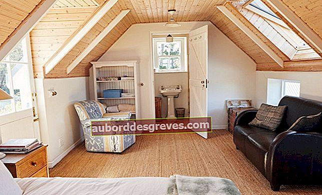 Organizza e ottimizza la soffitta convertibile