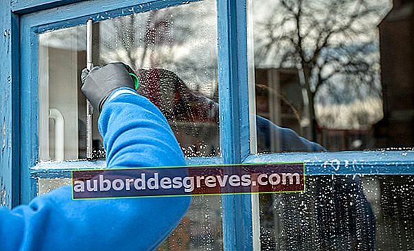5 consigli per la manutenzione di finestre e persiane