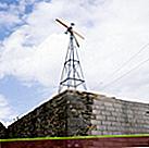Assemblaggio di una turbina eolica