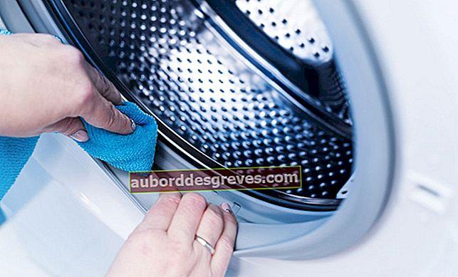 Soluzioni efficaci per la pulizia di una lavatrice