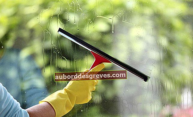 Come e perché pulire le finestre con il limone?
