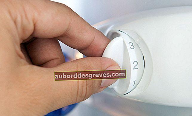 Wie reguliere ich die Temperatur Ihres Kühlschranks richtig?