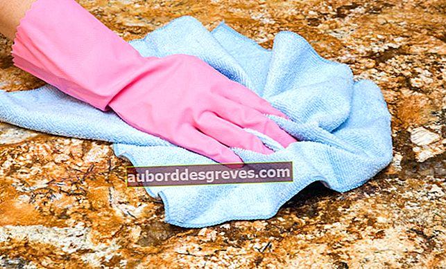3 Tipps zum Reinigen von Marmor ohne Beschädigung