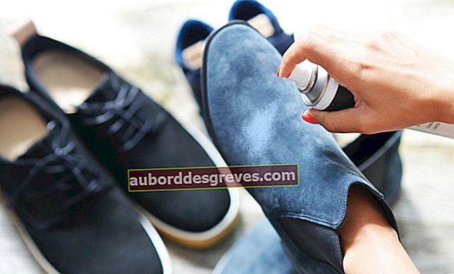 Come prenderti cura delle tue scarpe scamosciate?