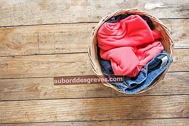 10 Tipps zum Aufhellen der Kleidungsfarben