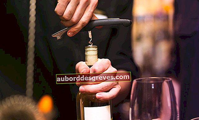 Tipps zum Öffnen einer Flasche ohne Korkenzieher