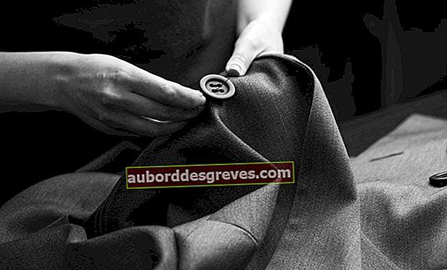 Come cucire un bottone: 3 consigli pratici