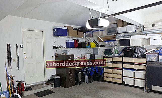 Tipps zur Platzoptimierung in Ihrer Garage