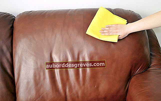 4 Tipps zum Reinigen von Leder ohne Beschädigung