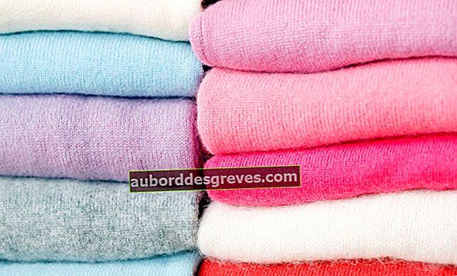 Tipps zur ordnungsgemäßen Reinigung eines Kaschmir-Kleidungsstücks