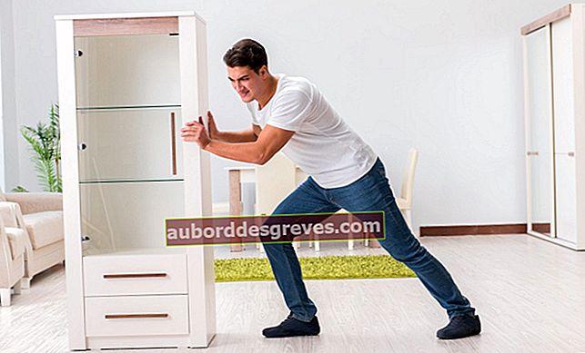 5 praktische Techniken zum einfachen Bewegen von Möbeln