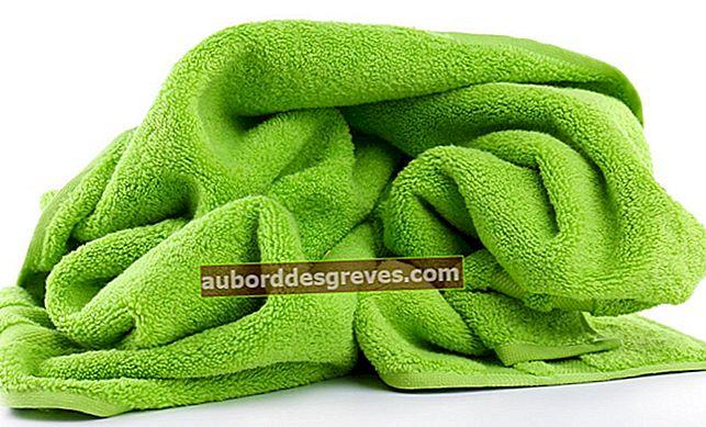 5 consigli per rendere più flessibili gli asciugamani da bagno