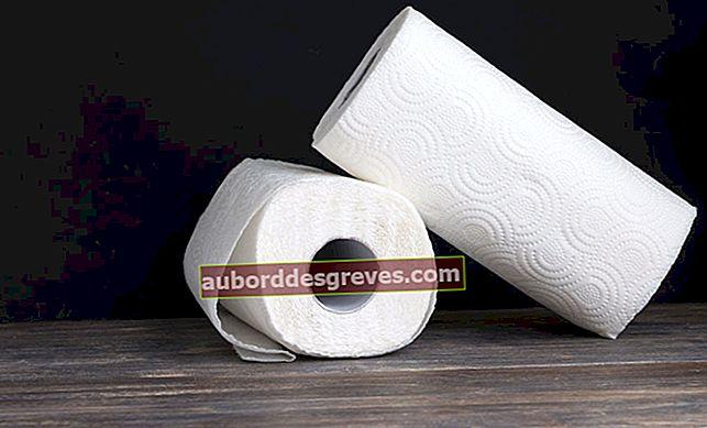 16 modi per utilizzare i tovaglioli di carta in modo diverso