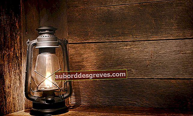 Fai da te: fatti una lampada a cherosene