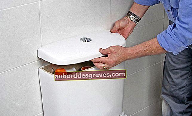 변기 수세 문제를 해결하는 5 가지 실용적인 팁