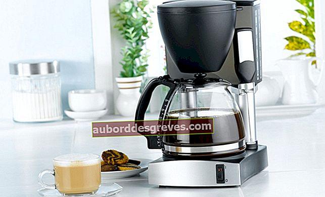 Ricetta: preparare un decalcificante per caffettiera e bollitore