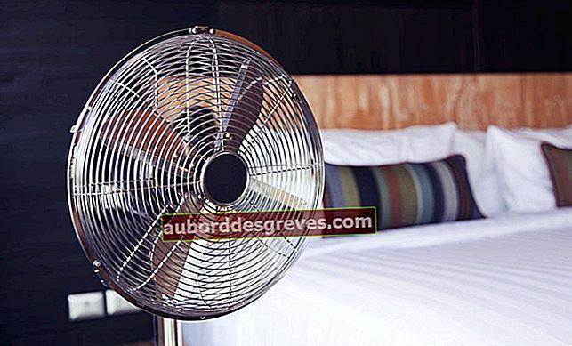 5 Tipps gegen Hitze im Haus