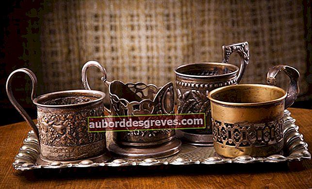12 consigli per pulire correttamente gli oggetti in bronzo