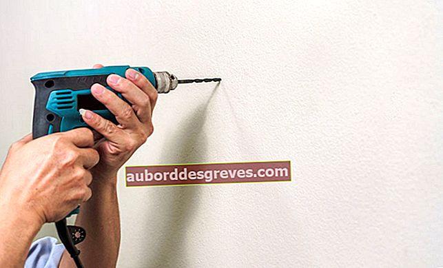 3 pratici consigli per forare senza polvere