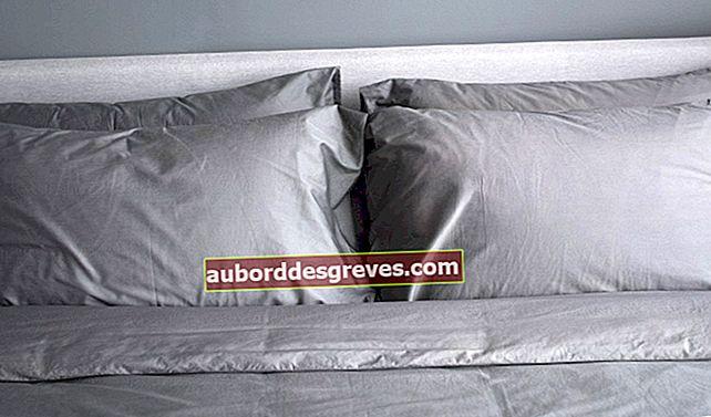 Pulisci e prenditi cura della tua biancheria da letto in percalle di cotone: 5 consigli