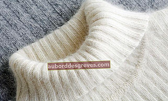 5 Tipps zum Entfernen von Wolle von einem Wollpullover