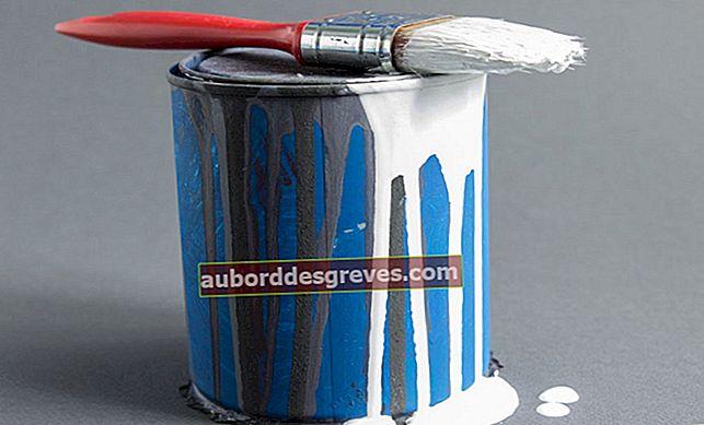 9 consigli del pittore per preservare la vernice