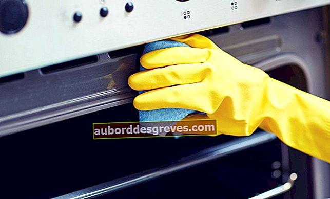 9 consigli per pulire il forno con prodotti naturali